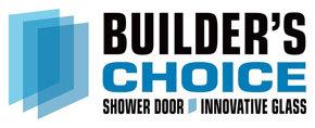 Builder's choice shower door